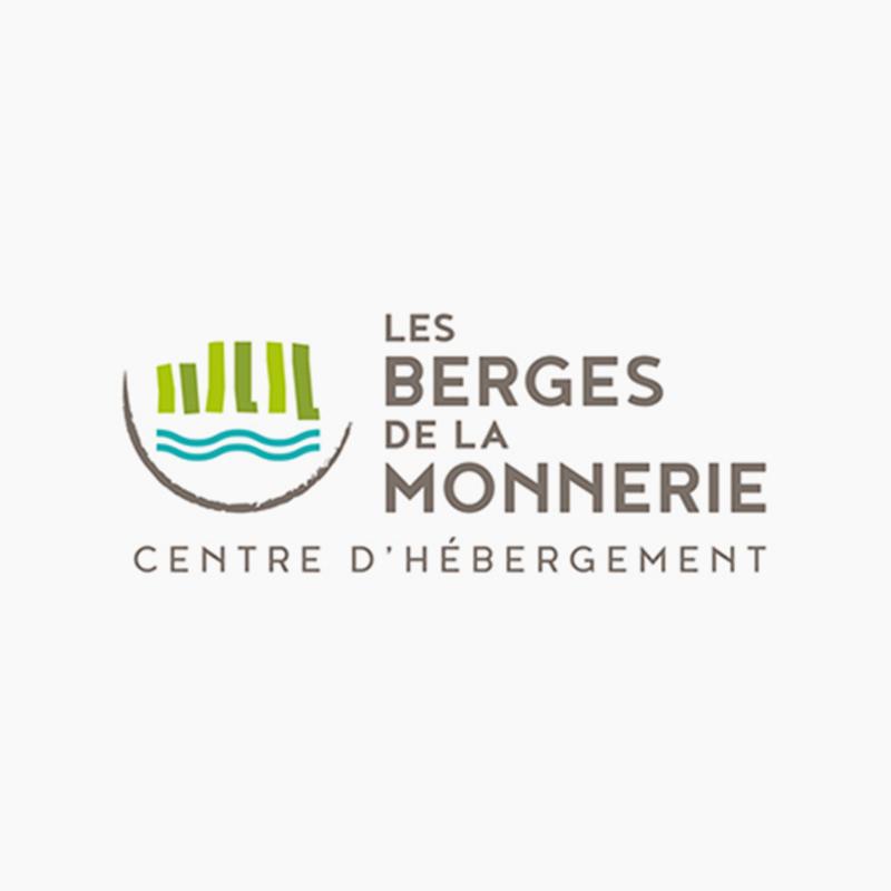 Logo Berges de la Monnerie