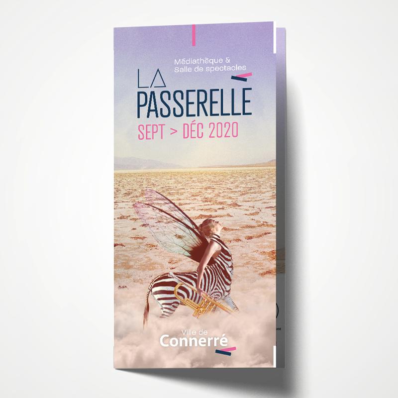 Dépliant La Passerelle 2020