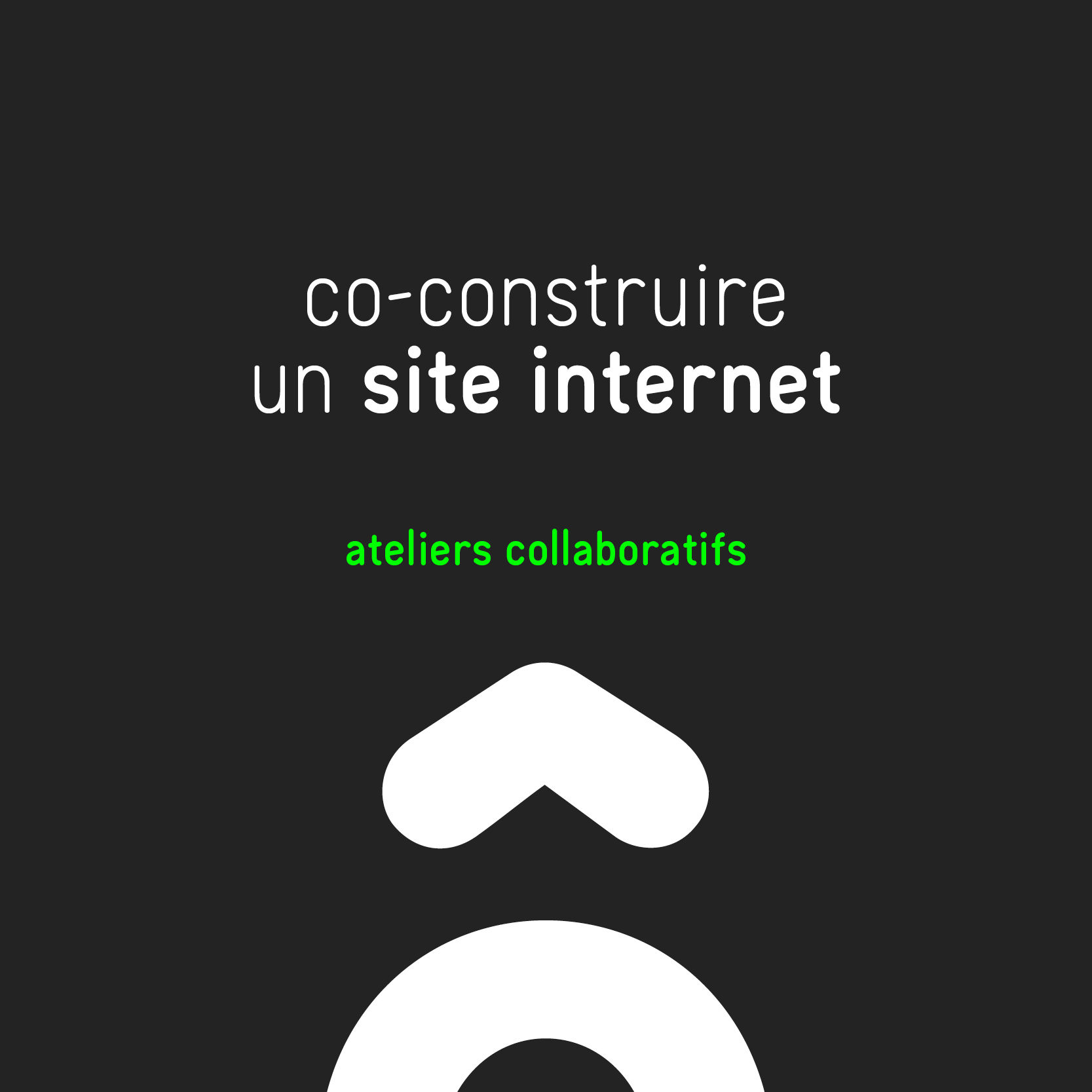 Co-construire un site internet