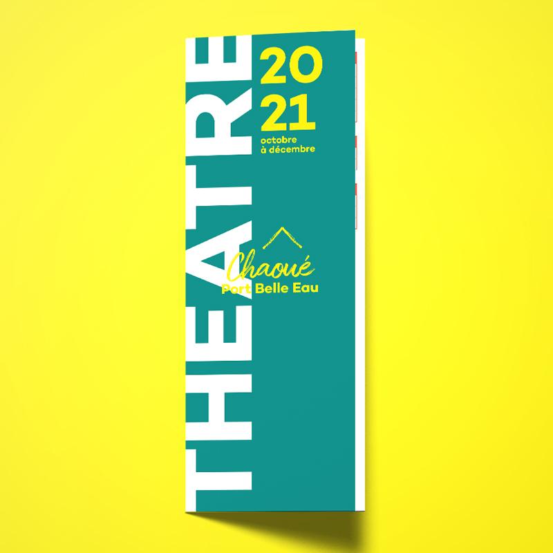 Théâtre de Chaoué programme culturel